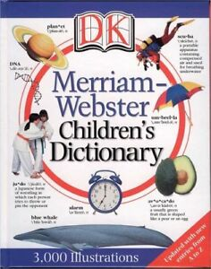 Merriam Webster Childrens Dictionary
