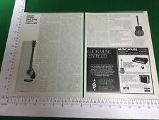 Yamaha FG365s Guitarra Acústica Cuerdas De Acero característica Vintage/artículo 1979