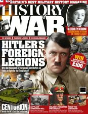 History Of War Magazine Hitler's Foreign Legions Issue 64 2019