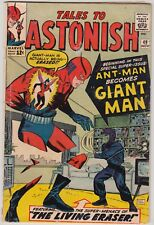 Tales To Astonish #49, Marvel 1963, Vg- Condition, 1St Giant Man