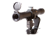 POSP 4x24 T. Sniper Rifle Scope. BelOmo. Russian Side Mount. Combloc. 400m