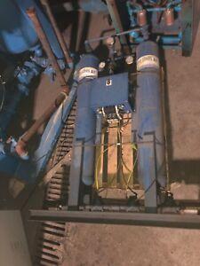 Great Lakes Air Products Heatless Regenerative Air Dryer 125 CFM GPS-125