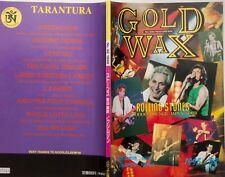 ROLLING STONES KING CRIMSON BEATLES Gold Wax 1995 #32 Japanese Vinyl Music Mag.