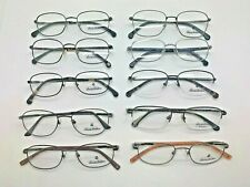 BROOKS BROTHERS LOT 10 EYEGLASSES WITH BB ORIGINAL CASES