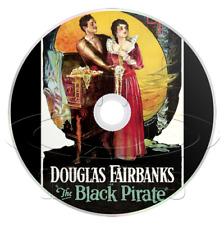 The Black Pirate (1926) Douglas Fairbanks Action, Adventure Movie / Film on DVD