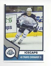 2013-14 St. John's IceCaps (AHL) Travis Ehrhardt (Glasgow Clan)