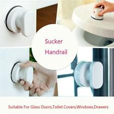Bathroom Suction Cup Grab Bar Safety Shower Tub Toilet Glass Door Pull Handle G