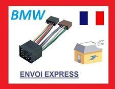 ISO Cablaggio Harness Adattatore Connector Loom Lead Per BMW & MINI Round Pin