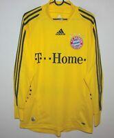Bayern Munich Germany goalkeeper GK shirt 08/09 #1 Adidas KIDS Size XL