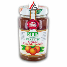 Stute - Diabetic Fine Cut Orange Extra Marmalade Jam (No Sugar Added) - 430 gm