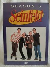 Seinfeld - Season 5 Five (DVD, 2005, 4-Disc Set) Widescreen Brand New Sealed