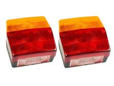 2x Aspöck Minipoint Tülle Anhänger Rückleuchten Rücklicht Anhängerbeleuchtung