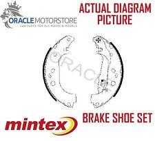 NEW MINTEX REAR BRAKE SHOE SET BRAKING SHOES GENUINE OE QUALITY MFR596