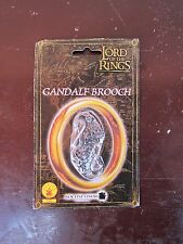 The Lord of the Rings (Gandalf Brooch) for sale by owner!