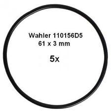 WAHLER Gasket, EGR valve pipe 110156D5