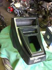 Holden Gemini console AUTO black