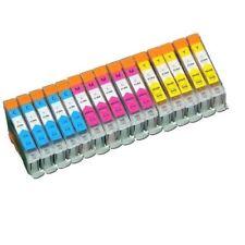 15x Tinte für Canon Pixma IP4850 IP4950 IX6550 MG5150 MG5350 MG5250 MX895 MG6150