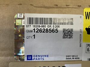GM OEM-Engine Timing Cover 12628565