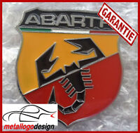 NEW M171 Car Badge / Emblem Emblema ABARTH SCORPION 55x60mm