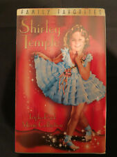 NEW-Shirley Temple, Family Favorites Collection, VHS-Triple Pack, Factory Sealed