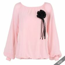 Hippy Polyester Plus Size Vintage Tops & Shirts for Women