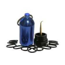 Blue Scuba Tank with 12 O-Rings for 80 100 Emergency Save A Dive Kit DIN BCD