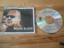 CD Indie Frank Black - In The Time (3 Song) Promo COOKING VINYL sc / Pixies