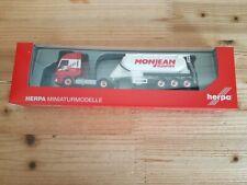 "Herpa 310451 - 1/87 Iveco Stralis XP Eutersilo-Sattelzug ""Monjean"" - Neu"