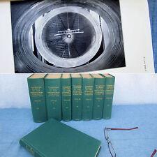 Aeronautics Aviation Engineering Aerodynamics Physics Science & Technoly 1930s