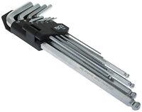 Innensechskant Schlüssel 9-tlg Sechskant Winkelschlüssel für Inbus Schrauben BGS