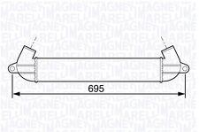 MST344 INTERCOOLER FIAT DOBLO'
