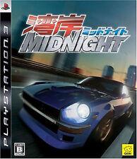 Wangan Midnight Racing Playstation3 PS3 Import Japan