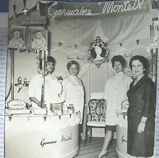 GERMAINE MONTEIL SALON TOULOUSE COSMETIQUES PARFUMS PHOTO Format 18 x 24 cm 1954