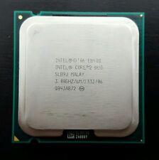 Intel Core 2 Duo E8400 SLB9J SLAPL 3GHz Dual Core CPU Processor