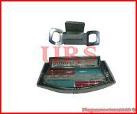 LAMBRETTA LI/TV/SX200 Horncast Badge Innocenti Chrome