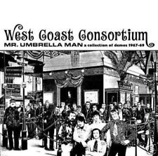 West Coast Consortium - Mr Umbrella Man - PSYCH / NEUF