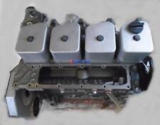 Fits Cummins Case 4B, 4BT, 3.9L New Engine Long Block, Rotary Pump, Piston 7163