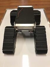 REDUCED!!! Metal Robot Chassis Military Robot Arduino Caterpillar Tank Track