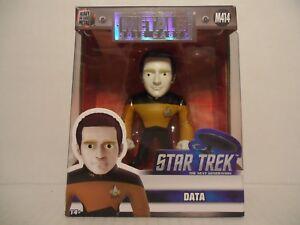 Jada Metals Figures Star Trek Next Generation Data M414