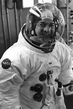 8x10 Print Ron Evans Command Module Pilot Apollo 17 1972 #NASA