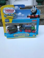 Patchwork Hiro for the Thomas & Friends Die-Cast Take-n-Play Trains NEW Fischer
