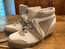 "New NYLA ""Railler"" Wedge Bootie Sneakers, Size 7"