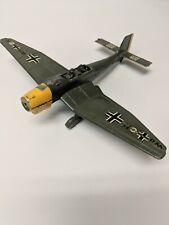Dinky Toys Airplane Junkers JU 87 B No.721 WWII Germany Blue United Kingdom