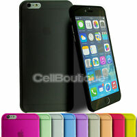 HARD ULTRA SLIM BACK CASE COVER SKIN FOR APPLE iPHONE 4 5s 5c 6 SCREEN PROTECTOR