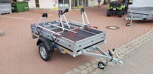 Fahrradhalter Fahrrad Träger für 4 E- Bike universal für Pkw- Anhänger