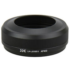 JJC LH-JX100II Black Lens Hood replaces LH-X100 for Fujifilm X100 X100s X10