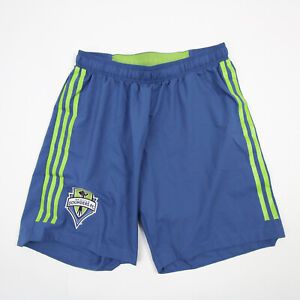 Seattle Sounders FC adidas Climalite Athletic Shorts Men's New without Tags