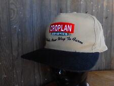 Croplan Agriculture Snapback Cap Trucker Hat Vintage used