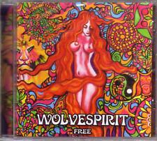 CD (NEU!) . WOLVESPIRIT - Free (2015 mkmbh