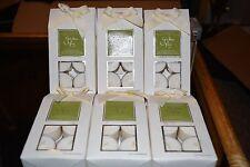 24 NATURAL tea lights CANDLE  golden fig ( 2 BOXES!! ) MASSIVE  SALE SALE
